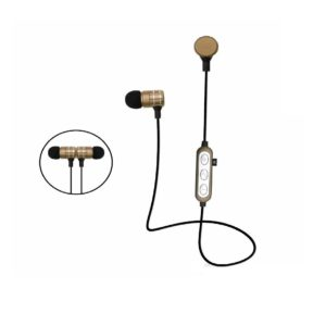K07 Metal Earphone With Mic