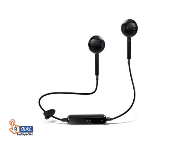 S6 Sport Bluetooth Earphone With Mic